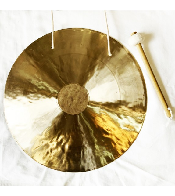 Wind Gong 45cm Note Fa